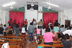 Worship Night In Dangriga