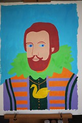 Shakespeare Acrylic