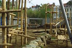 305 - 2017 06 10 - Chimpanseeverblijf in aanbouw
