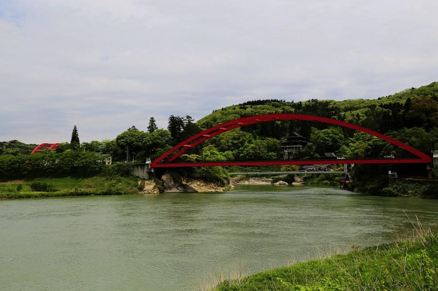 只見線,只見線第一鐵橋,尾瀬街道みしま宿,日本福島,日本鐵道,福島自駕遊 @VIVIYU小世界