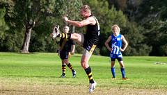 Troy Luff for Balmain Tigers V Norwest Sydney AFL May 2017 0006
