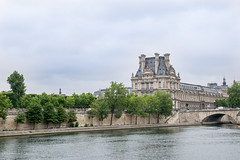 Across the Seine