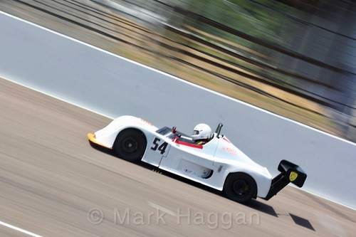 Paul Myers in the Excool BRSCC OSS Championship at Rockingham, June 2017