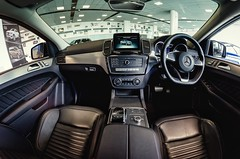 Mercedes GLE 350 Coupe Interior