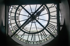 Looking through time