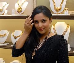Indian Actress Ramya Hot Sexy Images Set-2  (90)