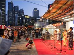 Town Snap - South Shinjuku Summer Festival 7/20・21 -