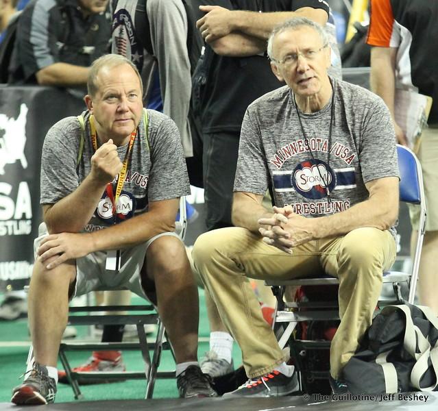 Coaches Doug Paulson and Dan Chandler 170720AJF0004