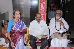 A Longest Duration Audio DVD SRI GURUSAMHITAA, Sung By Chinmaya M.Rao Releasing Event Photos (73)