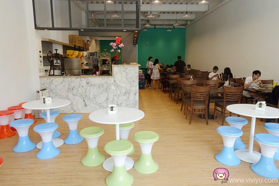 [台中美食]剛好冰果室-南屯店.剛好二店~水果雪花冰、刨冰.復古風潮 @VIVIYU小世界