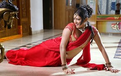 Indian Actress Haripriya Hot Sexy Images Set-2  (73)