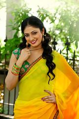 Indian Actress Haripriya Hot Sexy Images Set-1  (19)