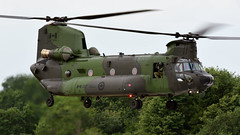 Boeing Chinook CH-147F I 147304 I 450th Tactical Helicopter Sqn RCAF