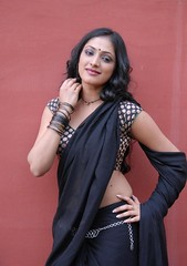 Indian Actress Haripriya Hot Sexy Images Set-1  (57)