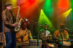 Jone Takamäki & Senegal Drums