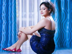Indian Actress Haripriya Hot Sexy Images Set-1  (28)