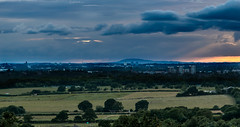 Grey Hour over the Black Country - Barr Beacon
