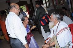 A Longest Duration Audio DVD SRI GURUSAMHITAA, Sung By Chinmaya M.Rao Releasing Event Photos (27)