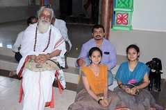 A Longest Duration Audio DVD SRI GURUSAMHITAA, Sung By Chinmaya M.Rao Releasing Event Photos (33)