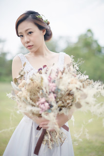 Pre-Wedding [ 南部婚紗 - 草原森林建築特殊景類婚紗 ] 婚紗影像 20170510 - 156拷貝