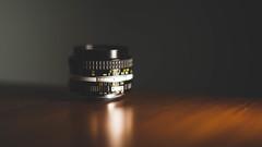 NIKKOR 20mm f/3.5 AIS