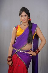 Indian Actress Haripriya Hot Sexy Images Set-1  (66)