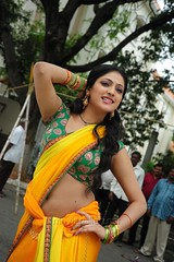 Actress Haripriya Hot Photos in Abbayi Class Ammayi Mass Movie