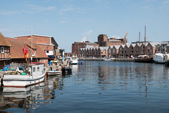 Wismar: Alter Hafen - Old Harbour