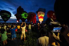 熱氣球光雕會|太麻里