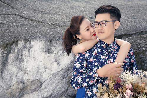 Pre-Wedding [ 南部婚紗 - 草原森林建築特殊景類婚紗 ] 婚紗影像 20170510 - 22拷貝