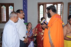 A Longest Duration Audio DVD SRI GURUSAMHITAA, Sung By Chinmaya M.Rao Releasing Event Photos (30)