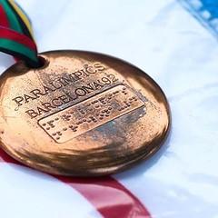 #Tiana #Paralímpics92 #bcn92