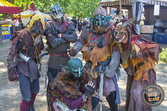 Michigan Renaissance Festival 2017 Revisited Saturday 25