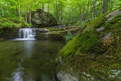 Bolton's Secret Waterfall