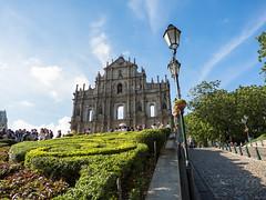 Ruínas da Antiga Catedral de São Paulo