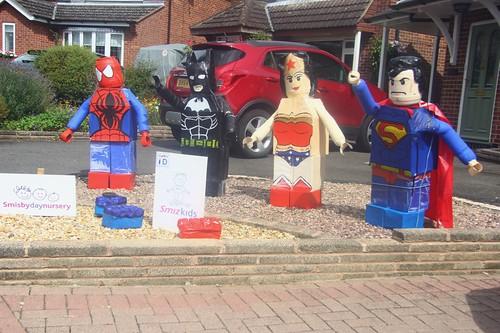 Smizkids: Lego superheros