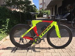 TREK SPEED CONCEPT 2018 PROJECT ONE