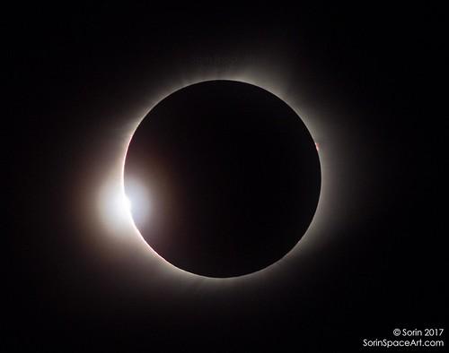 2017 Eclipse Diamond Ring