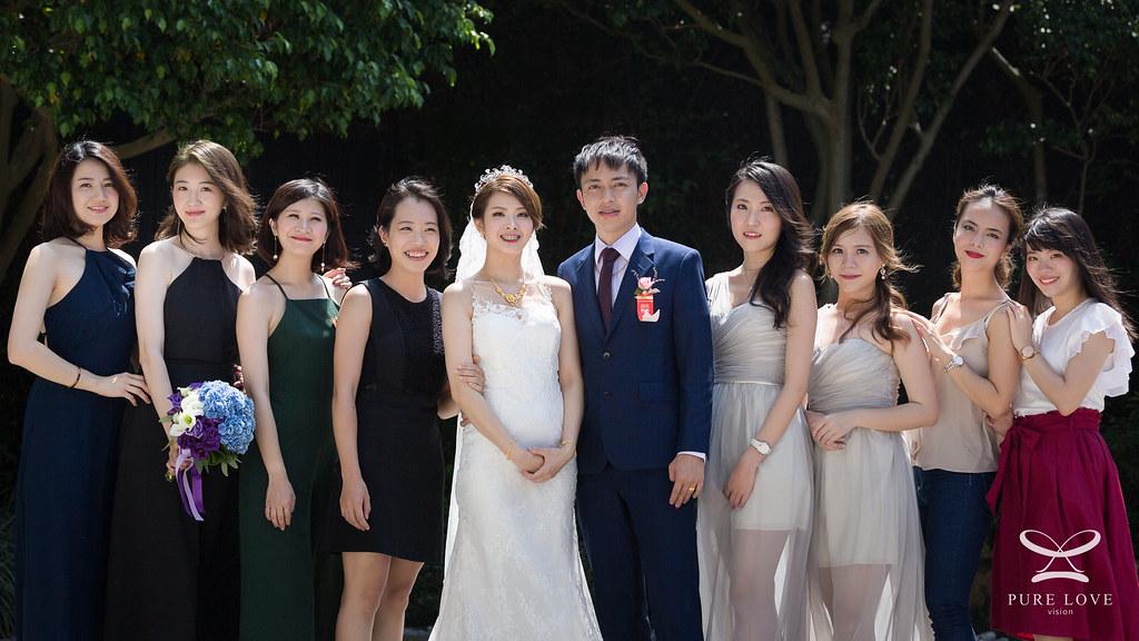 璞愛婚禮攝影,戶外婚禮