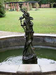 Memorial for Diana Princess of Wales.