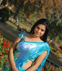 Indian Actress Ramya Hot Sexy Images Set-1 (50)