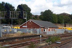 Wakefield Kirkgate Signalling Centre