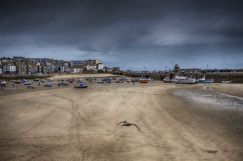 Not so sunny St Ives