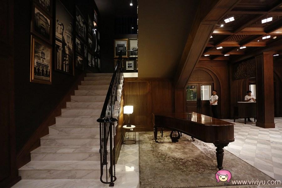 [曼谷住宿]克雷斯典藏大都會酒店Metropole Bangkok~復古歐風設計公寓酒店.鄰近Phrom Phong BTS @VIVIYU小世界