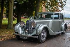 1936 Bentley 4.5 litre - LRR 800