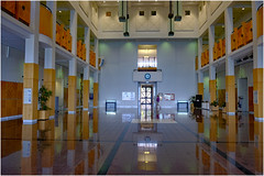 The Great Hall, Parliament House, Darwin, Northern Territory, Australia