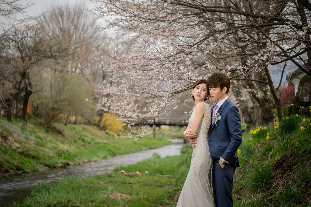 婚攝小勇,小寶團隊, Niniko, 自助婚紗, 海外婚紗,河口湖,櫻花,富士山-005
