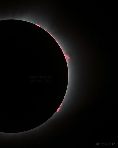 2017 Eclipse Prominence Details