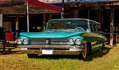 1960 Buick LeSabre Station Wagon