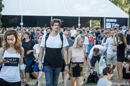 Crowd  Off Festival 2017